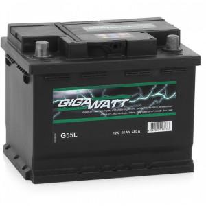 GIGAWATT 56 А/ч EN480А о.п. (242х175х190, B13) G55R / 556 400 048