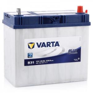 Varta Blue Dynamic 45 А/ч EN330А о.п. (238х129х227, B00) B31 / 545 155 033 узк.кл.