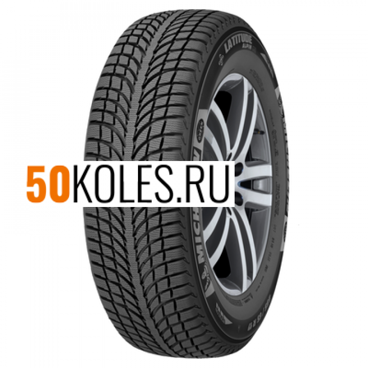 Michelin 255/55/20 V 110 LATITUDE ALPIN 2 XL