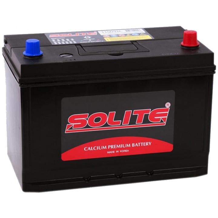 SOLITE 95Ач EN750А п.п. (301х172х220, B00)