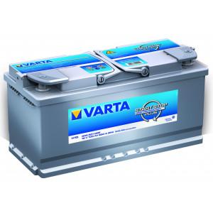 Varta Silver Dynamic AGM 105Ач EN950А о.п. (393х175х190. B13)