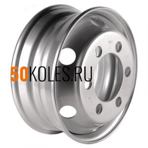 6.75x17.5/6x222.25 ET115 D164 B19DS44.4 Silver