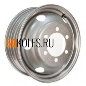 6.75x19.5/8x275 ET133 D221 M20 Silver