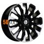 8x20/6x139.7 ET60 D95.10 KHW2010 (LC 300) Black-FP