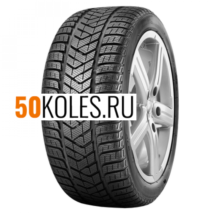 245/50R18 100H Winter SottoZero Serie III * TL Run Flat