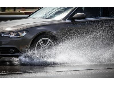 Аквапланирование автомобиля: эффективные шины с отличной курсовой устойчивостью