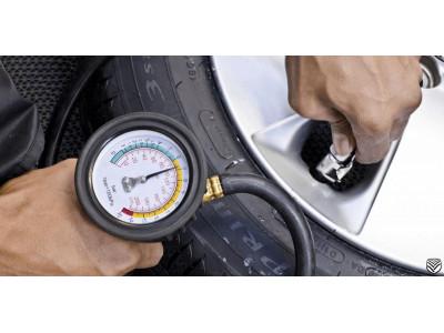 Какое давление в шинах должно быть?